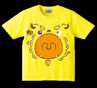 デイジー(シーサー)Tシャツ.png