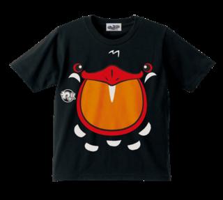 ブラック(クイナ)Tシャツ.png