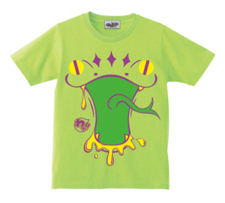 ライムグリーン(ハブ)Tシャツ.png